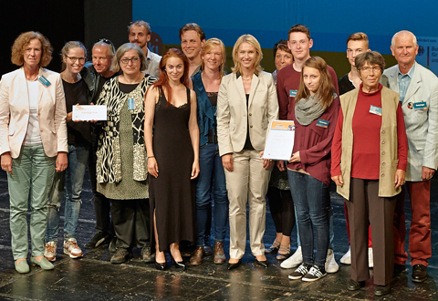 MIXED UP Kulturpreis 2014 verliehen