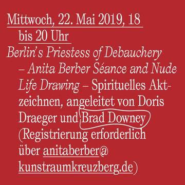 Berlin's Priestess of Debauchery