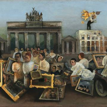 Guided Tour in English: Art in Berlin 1880-1980