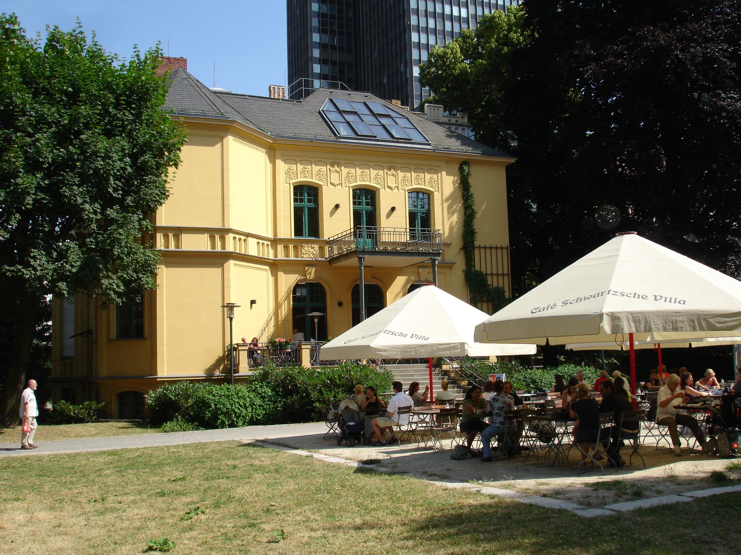 Kubinaut - Schwartzsche Villa