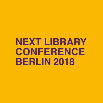 Next Library® Conference Berlin 2018