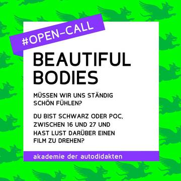 OPEN CALL - BEAUTIFUL BODIES