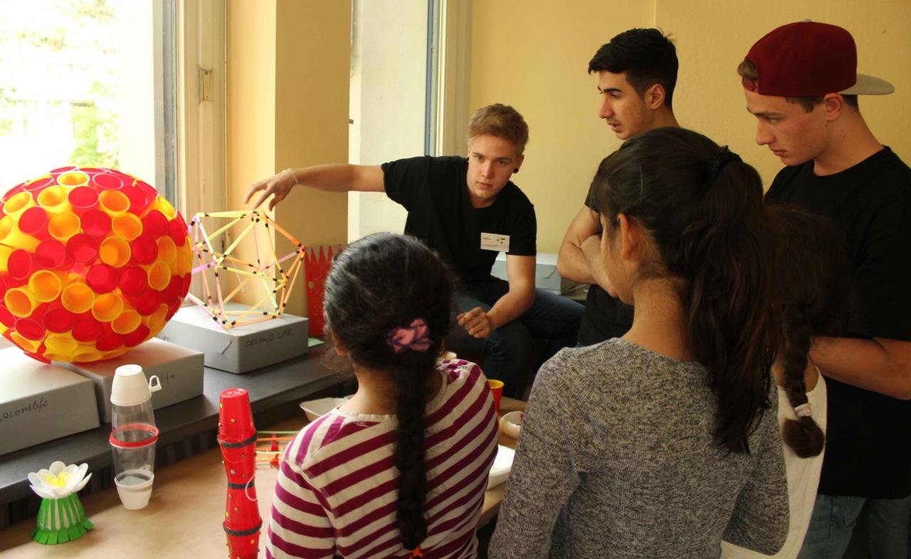 Kubinaut andrea leue marcel breuer schule for Produktdesign schule