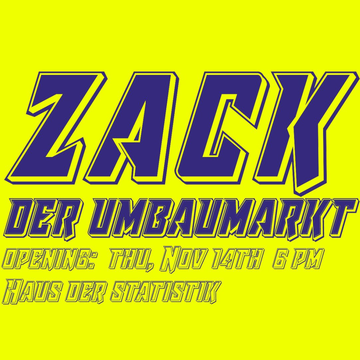 ZACK | Der UMBAUMARKT – MONUMENT VALLEY