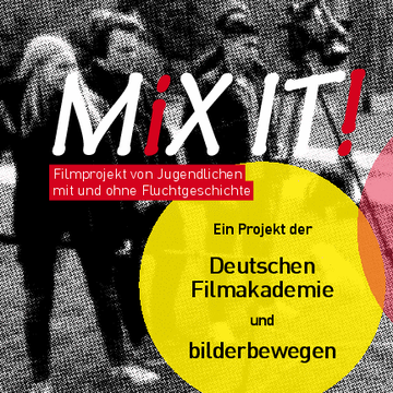 Mix It! BERLIN – Kurzfilmpremiere