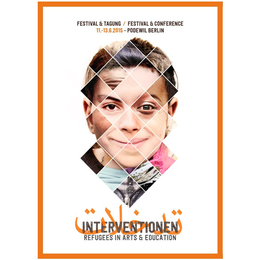 INTERVENTIONEN 2015 – Refugees in Arts & Education