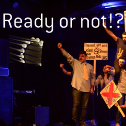 Ready or Not!? – KulTür auf! Konferenz